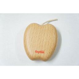 Rhythm poco(リズムポコ)「RP-130/AS」アップルシェーカー【送料無料】【smtb-KD】【RCP】