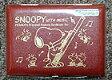 【ご予約受付中=入荷時期未定】SNOOPY WITH MUSIC「SFG-05RED」 スヌーピー×リードケース/ スヌーピーバンドコレクション/ ファゴット用リードケース 5本入 赤 【送料無料】【smtb-KD】【RCP】:-p2