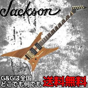 Jackson Warrior WRX24 Natural ナチュラル ジャクソン エレキギター【smtb-KD】【RCP】:-p5