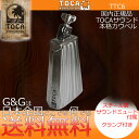 TOCA(トカ) カウベル TTC6 パーカッション COWBELL【送料無料】【smtb-KD】【RCP】
