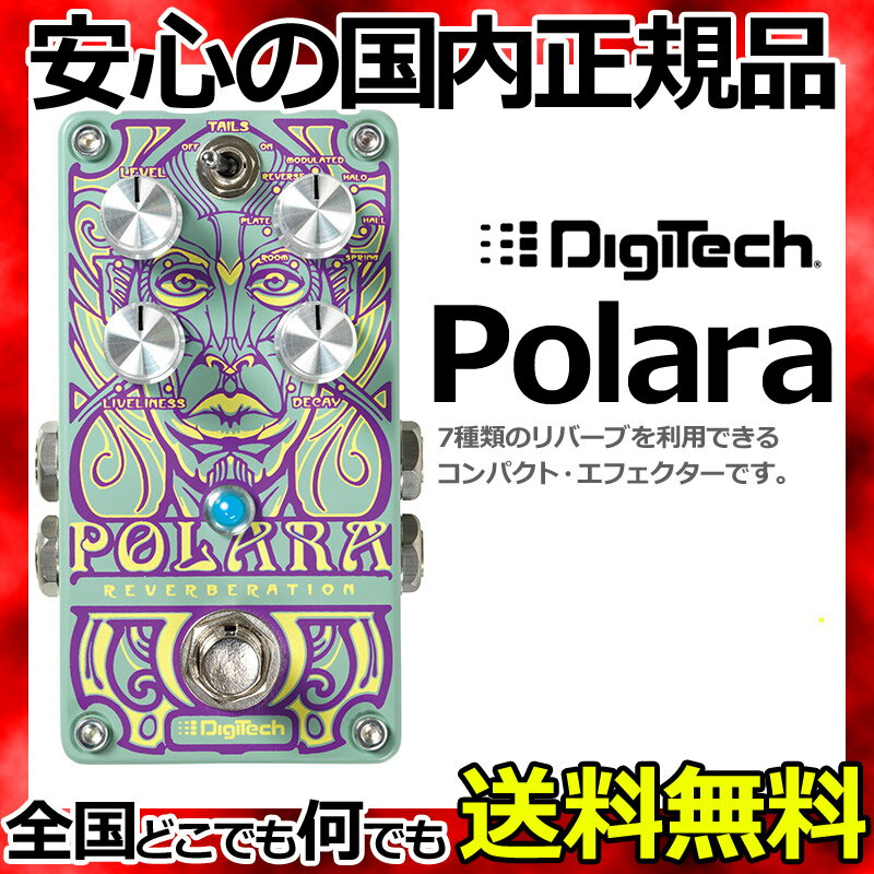 ギター用アクセサリー・パーツ, エフェクター DigiTech POLARA smtb-KDRCP-p5