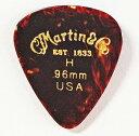 MARTIN PICK(マーチン ピック)「Celluloid 351 shapeティアドロップ型[Heavy:約0.96mm]×1枚」 【送料無料】【smtb-KD】【RCP】