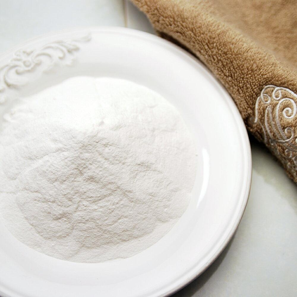 内モンゴル産 天然重曹 3kgパック (入浴剤原料) 計量スプーン付き  エプソムソルトとも相性抜群です。(入浴、お風呂用)