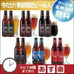 クラフトビール 6種12本 飲み比べセット<秋冬限定アップルシナモンエール、世界一のIPA入>【本州送料無料】【あす楽:平日14時〆切】地ビール 詰め合わせ