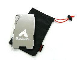 ガオバブ(Gaobabu)☆Gaobabuパネル風防コンパクト(ウインドスクリーン)6枚タイプ