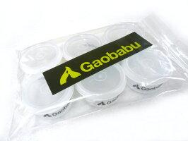ガオバブ(Gaobabu)☆Gaobabu固形燃料用ケース6個入り(ステッカー付き)
