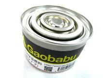 ガオバブ(Gaobabu)☆Gaobabu缶入り液体保温燃料(4時間タイプ)