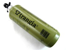トランギア(trangia)☆マルチフューエルボトルオリーブ1.0LTR-506110