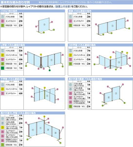 CPパネル組立て図