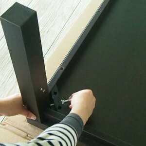 NEWシリーズ:人気の応接セットブラック・ダーク系4点セットオフィス用応接セット(決済商品)