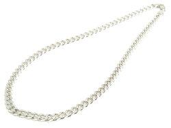 Silver925喜平チェーン【5.5mm幅】【60cm】[シルバーチェーン]一つは欲しい定番の喜平チェーン。