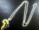 【マラソン中P10倍】シルバーネックレス メンズ アフリカ ジャマイカ レゲエ REGGAE Silver925 ラスタアフリカカットジャマイカカラーネックレス シルバーアクセサリー 限定!NEWカラー!しかもチェーン付き レゲエ好きもそれ以外の方も必見のアイテムです♪