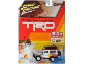 JOHNNY LIGHTNING  MiJo Exclusive  1980 Toyota Land Cruiser TRD ジョニーライトニング