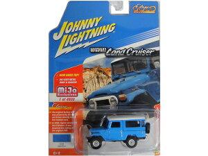 JOHNNY LIGHTNING MiJo Exclusive 1980 Toyota Land Cruiser  ジョニーライトニング