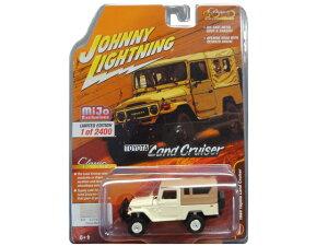 JOHNNY LIGHTNING classic gold collection 1980 Toyota Land Cruiser ジョニーライトニング