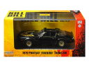 "【NEW】GREENLIGHT ""KILL BILL"" 1979 PONTIAC FIREBIRD TRANS AM グリーンライト ミニカー キル・ビル ポンティアック ファイヤーバード トランザム 1/43サイズ"