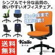 PLUS プラス カイルチェア Kaileチェア パソコンチェア PCチェア オフィスチェア デスクチェア 事務イス 事務椅子 学習チェア 勉強椅子 シンプル 椅子 イス チェア chair キャスター付き 疲れにくい ハイバック L型肘 オレンジ 橙 KB-HL63SL OR