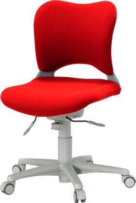 PLUSプラスオーバルチェアOCチェアパソコンチェアPCチェアオフィスチェアデスクチェア事務椅子事務イス学習チェア椅子イスチェアchair前傾姿勢キャスター付き疲れにくいローバックフローリング用キャスター在宅