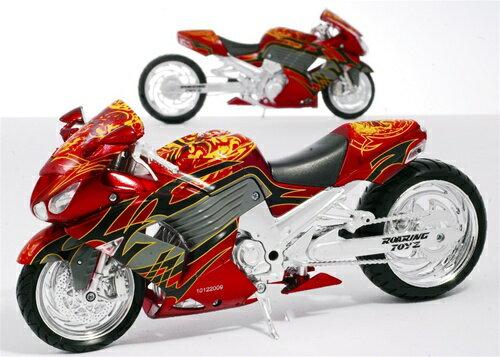 ハンドル, グリップ (Roaring Toyz)112thZX14 Kawasaki ZX14 112th Scale Roaring Toyz Toy