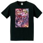同人オリジナル 東方Project 東方 東方紅魔郷 悪魔の妹 【東方 フランドール・スカーレット】Tシャツ