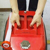 ガソリン携行缶20L[消防法適合品]/亜鉛メッキ鋼板*送料無料(北海道・沖縄・離島は除く)