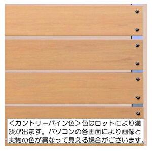 <樹脂製>木目調目隠しフェンス【プランターボックス付きコンフォートフェンス高さ180cmx幅90cm板間隔1cm】