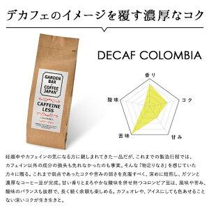 デカフェのイメージを覆す濃厚なコク「デカフェコロンビア」