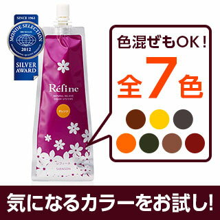 Hair dye refine colors mixed with miniseries (80 g)
