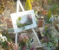 絵画プランター「花はなふれーむ」600型