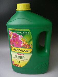 【業務用】アルゴフラッシュ フラワー液肥2.5L (仏語版)