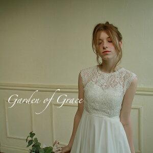 ウエディングドレスエンパイア二次会花嫁ドレス