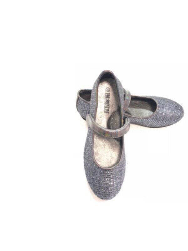 【レンタル】【キッズ】【 女の子】【靴 】シルバー【フォーマル】 【シューズ】【ガールズ】【発表会】