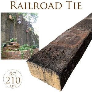 アンティーク枕木 A   庭 ガーデニング ガーデン かわいい DIY 門柱 壁 舗装材 土留 鉄道