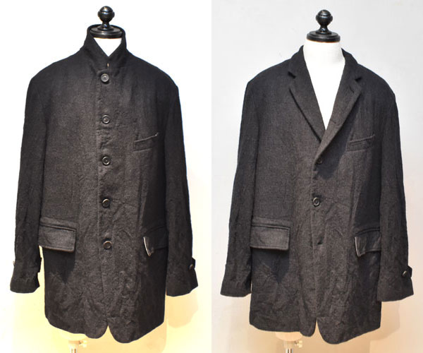 メンズファッション, コート・ジャケット 40FORME dexpression 19AW Long Jacket HC007 146DMens