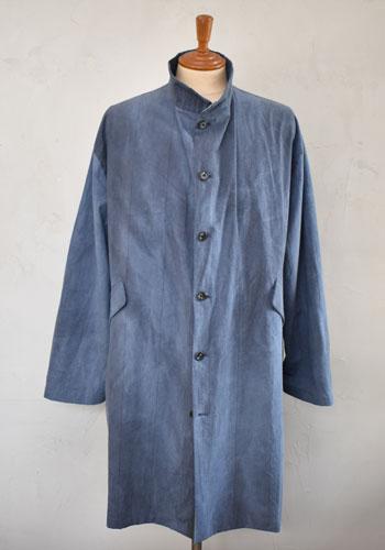 メンズファッション, コート・ジャケット 30Berg fabel 21ssoversize coat diety blueBFMUC42MENS
