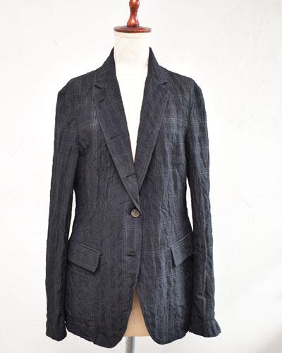 レディースファッション, コート・ジャケット FORME dexpression 21ss Unlinrd Blazer DK035 GRTB,GRTOWOMENS