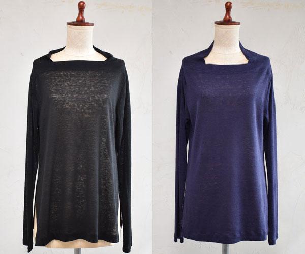 トップス, Tシャツ・カットソー 30FORME dexpression 21ss Laid-back Pullover 2DS037 SELB,SELBWOMENS