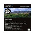 GARMIN ガーミン microSDマップ カナダ TOPO SDアダプタ付 地図 マップ 全域マップ 地図データ