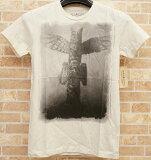 ラルフローレン Denim&Supply デニム&サプライ トーテムポール グラフィック Tシャツ クリーム XS 【あす楽】