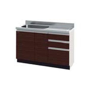 *タカラスタンダード*A-120[L/R] 木製キッチン 流し台 [P型]:給湯器とガスコンロのお店