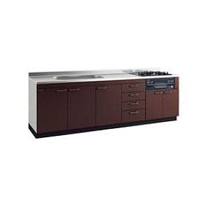 *タカラスタンダード*KIY250[L/R]+TN34-60 システムキッチン 流し台+ガスコンロ [アーバスフラット]