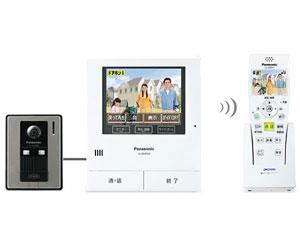 *パナソニック*VL-SW500KL ワイヤレスモニター付テレビドアホン どこでもドアホン【送料・代引無料...