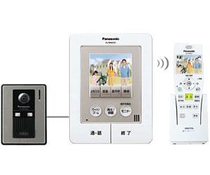 *パナソニック*VL-SW231KL ワイヤレスモニター付テレビドアホン どこでもドアホン【送料・代引無料...
