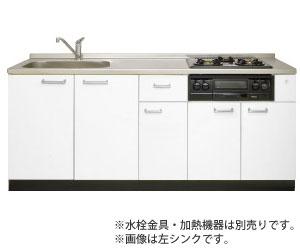 *ドルフィン*CXB1800-O[R/L] 流し台 CXBシリーズ 間口180cm:給湯器とガスコンロのお店