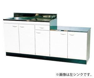 *ドルフィン*BK1700NG[R/L] 流し台 BKシリーズ 間口170cm:給湯器とガスコンロのお店