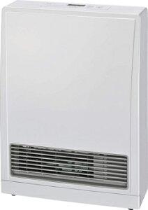 空気を汚さず、クリーン暖房。春風のようなやさしい温風で、お部屋を快適に暖めます。*リンナイ...