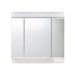 *トクラス*MAC0905MB 洗面化粧台[EPOCH] ミラーキャビネット 3面鏡 間口90cm [低天井対応] LED【単品販売不可】