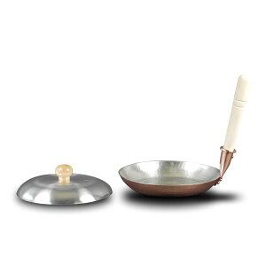 中村銅器制作所 親子鍋 (蓋付き)
