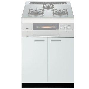 ノーリツ システムキッチン用両開扉収納庫(ホワイト) NLA6020W [ハーマン LA6020W]