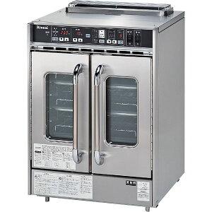 リンナイ業務用ガスオーブン(コンベック)中型・観音扉タイプ庫内容量77.4L据置型RCK-20BS3